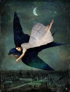 aurumnorthwood:  Art by Christian Schloe