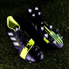 innovative design 6a035 b2296 Say hello to the new black  Nitrocharge from  adidas! Soccer Shoes, Soccer