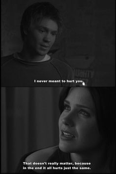 brooke davis, lucas scott, and one tree hill image