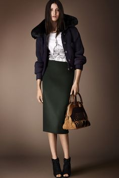 Burberry Prorsum Pre-Fall 2014 - Slideshow