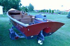 1993 17 foot Sea Skiffs Inc. Simmons Sea Skiff Power boat for Sale in Haven, WI
