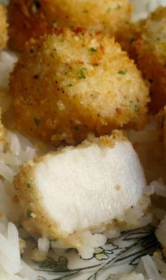Broiled Scallops in a Parmesan Crust - tips to prep, perfectly cook, make ahead and freeze! A favorite recipe at our meal assembly store!