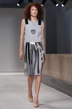 Gosia Baczynska Ready To Wear Spring Summer 2014 Paris - NOWFASHION