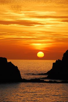 Puesta de sol en Cabo de Gata by Gabriele Asnaghi on Flickr.