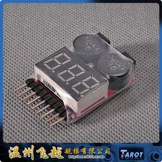 Tarot can be set Energized 1-8S battery indicator alarm TL2693 [TL2693] - ¥18.00…
