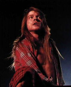 Axl Rose. Don't Cry video.