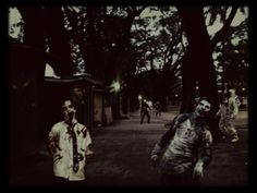 #Zombies en Parque Patricios... #thewalkingdead