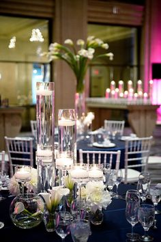From the gorgeous outdoor photo shoot to the dreamy reception, this elegant wedding at One King West is straight out of a movie. One King West, Outdoor Photos, Elegant Wedding, Toronto, Table Settings, Reception, Table Decorations, Beautiful, Home Decor