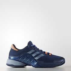 newest 07de0 8dd36 adidas - Barricade 2017 Tenis Azules, Zapatillas Adidas, Zapatos, Moda  Masculina, Calzas