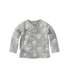 Chemise bébé. HEMA. t-shirt cache-cœur nouveau-né ... c8123503f8b