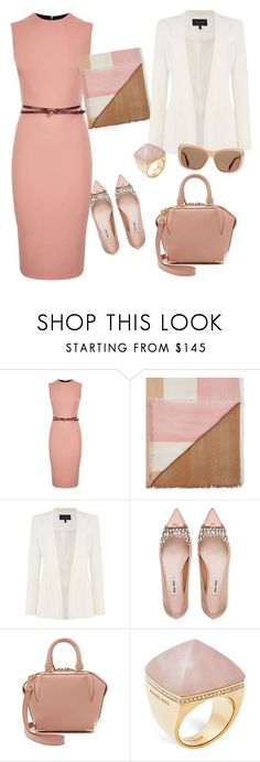 """cvgf2016"" by cvgf2015 ❤ liked on Polyvore featuring Victoria Beckham, Gucci, Armani Jeans, Miu Miu, Alexander Wang, Michael Kors and Tom Ford"