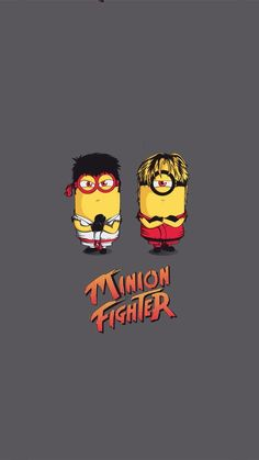 2014 Halloween cool minion fighter iphone 6 wallpaper - Despicable Me, bushido