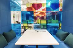 Sanoma ICT — Workspace Office Interiors, Finland