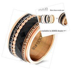 Nieuwe collectie ringen Ixxxi bij ons verkrijgbaar ! www.damice.nl