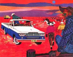 Dodge D-100 (1960)