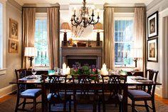 Dinner with Hugh Acheson at Hawthorne House in Athens, Georgia   Garden & Gun Magazine   Interior Design by Lisa Ellis
