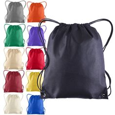 80dbbf1528c5 76 Best Gym Drawstring Bags   Backpacks images in 2019