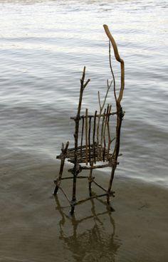 Floating Land - Judy Barrass for the Australian environmental art festival in 2013.