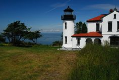Admiralty Head Lighthouse, Whidbey Island, WA visited June 2008
