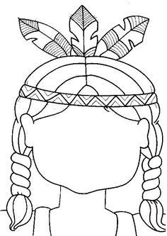 Native american crafts for kids Preschool Coloring Pages, Preschool Crafts, Native American Crafts, Native American Indians, Toddler Crafts, Crafts For Kids, Paper Crafts Magazine, Thanksgiving Preschool, Indian Crafts