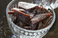 A Little Sugar on the Weekend: Old-Fashioned Horehound Candy