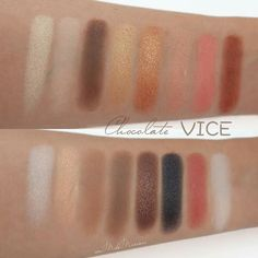 Chocolate Vice - I Heart Makeup