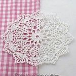Free Crochet Doily Patterns - Karla's Making It                                                                                                                                                                                 More