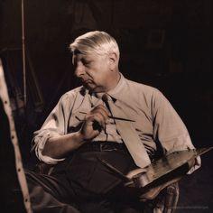 Italian artist Giorgio de Chirico (1888-1978).