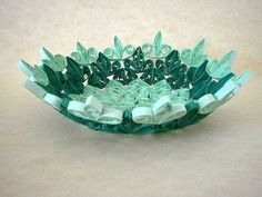 *QUILLING ~ Plate