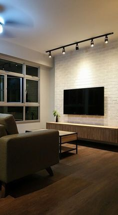 wilsons office 2x 150 black six light 12w led track light kit