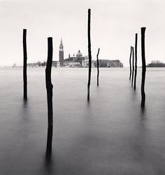 Basilica and Eight Poles, Venice, Italy. 1990