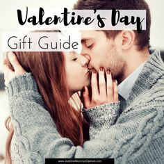 Valentine's Day Gift Guide For Men and Women - Just One Mommy's Opinion