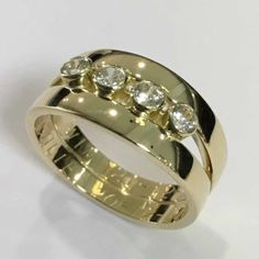 Commemorative jewelry Product categories Jeweler, gold and silver smithy André - Luxury Beauty Gold Plated Rings, White Gold Rings, Golden Ring, Jewellery Sketches, Luxury Beauty, Pink Sapphire, Bling Bling, Jewelry Rings, Wedding Rings