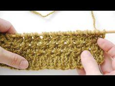 Free Knitting Pattern: Extra Warm Men's Scarf (Women can definitely wear it!) «  Cotton and Cloud