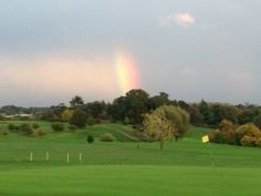 Lovely #photo of our #golf course taken over the #weekend.