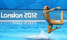 Bellezas de los Juegos Olímpicos Londres 2012