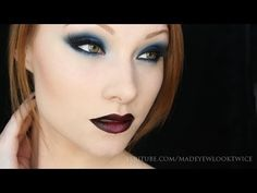 Wearable Fourth of July Makeup Tutorial - YouTube