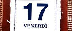 Did you know in Italy 13 is a lucky number and they aresuperstitionsabout Friday the 17th In Italian popular culture, Friday the 17th (and not the 13th) is considered a day of bad luck. The origin of this belief could be traced in the writing of number 17, in ancient Latin: XVII. By shuffling the …