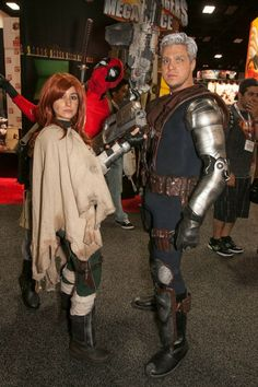 The Most Creative and Sensational Cosplay From Comic-Con 2013
