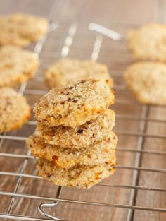 Two-Ingredient Coconut and Banana Cookies 6