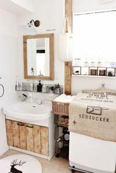 ディアウォール 洗面所 - Yahoo!検索(画像) Washing Machine, House Design, Bathroom, Interior, Furniture, Home Decor, Yahoo, Ideas, Washroom