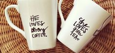 Personalized Jars Personalized Mugs Personalized by humbleartdecor, $12.00