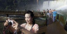 Las cataratas de #Iguazú encantan a millones de turistas