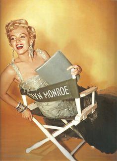 Marilyn Monroe by Bernard of Hollywood, 1954