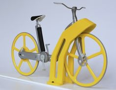 Cykel: A Plug-in Electric Bike Sharing Concept : TreeHugger