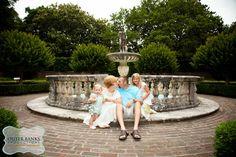 Outer Banks Photographers capture family portraits Elizabethan Gardens Manteo, NC OuterBanksProductions.com