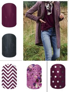 Jamberry Nail wraps. I am loving this combo!   http://www.erincronquist.jamberrynails.net