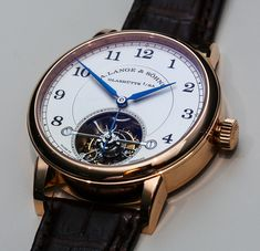 A. Lange & Söhne 1815 Tourbillon Watch