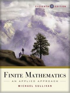 Fundamentals of engineering thermodynamics 8th edition complete solution manual for finite mathematics an applied approach edition by michael sullivan 9780470458273 fandeluxe Choice Image