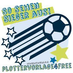 Schlaaand! 4 Sterne für die Nationalmannschaft und alle Fans // Plottervorlage4free